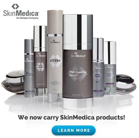 We now carry SkinMedica products